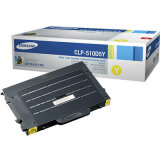 Original Toner Cartridge Samsung CLP-510D5Y 5K (Yellow) for Samsung CLP-510