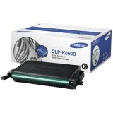 Original Toner Cartridge Samsung CLP-K660B 5,5K (ST906A) (Black) for Samsung CLX-6200 FX