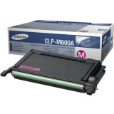 Original Toner Cartridge Samsung CLP-M600A (Magenta) for Samsung CLP-600 N
