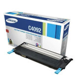 Original Toner Cartridge Samsung CLT-C4092S (SU005A) (Cyan) for Samsung CLX-3175