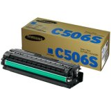 Original Toner Cartridge Samsung CLT-C506S 1,5K (SU047A) (Cyan) for Samsung CLX-6260 FR