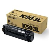Original Toner Cartridge Samsung CLT-K503L (SU147A) (Black) for Samsung ProXpress SL-C3010 ND