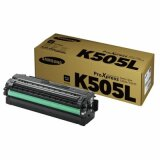 Original Toner Cartridge Samsung CLT-K505L (SU168A) (Black) for Samsung ProXpress SL-C2670 FW