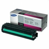 Original Toner Cartridge Samsung CLT-M504S (SU292A) (Magenta) for Samsung Xpress C1800