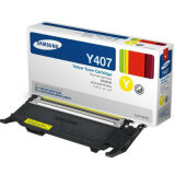 Original Toner Cartridge Samsung CLT-Y4072S (SU472A) (Yellow) for Samsung CLP-320 N