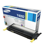 Original Toner Cartridge Samsung CLT-Y4092S (SU482A) (Yellow) for Samsung CLP-310