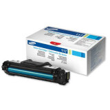 Original Toner Cartridge Samsung MLT-D117S (SU852A) (Black) for Samsung SCX-4655 F