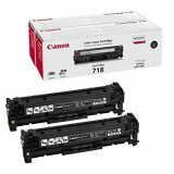 Original Toner Cartridges Canon CRG-718 B (2662B005AA, 2662B017AA) (Black)
