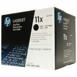 Original Toner Cartridges HP 11X (Q6511XD) (Black) for HP LaserJet 2430 T