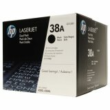 Original Toner Cartridges HP 38A (Q1338D) (Black) for HP LaserJet 4200 LVN