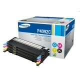 Original Toner Cartridges Samsung CLT-P4092C (SU392A) for Samsung CLX-3175