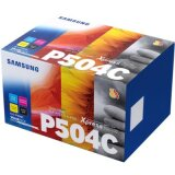 Original Toner Cartridges Samsung CLT-P504C (SU400A) for Samsung Xpress C1800