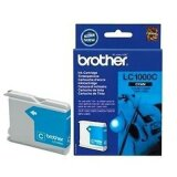 Original Ink Cartridge Brother LC-1000 C (LC1000C) (Cyan)