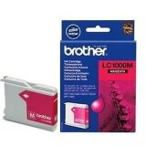 Original Ink Cartridge Brother LC-1000 M (LC1000M) (Magenta)