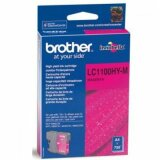 Original Ink Cartridge Brother LC-1100HY M (LC1100HYM) (Magenta) for Brother DCP-6690 CW