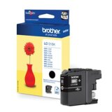 Original Ink Cartridge Brother LC-121 BK (LC121BK) (Black) for Brother MFC-J650 DW