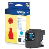 Original Ink Cartridge Brother LC-121 C (LC121C) (Cyan) for Brother MFC-J870 DW