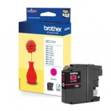 Original Ink Cartridge Brother LC-121 M (LC121M) (Magenta) for Brother MFC-J650 DW