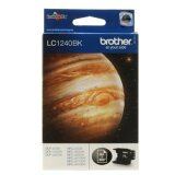Original Ink Cartridge Brother LC-1240 BK (LC1240BK) (Black)