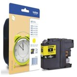Original Ink Cartridge Brother LC-125 XL Y (LC125XLY) (Yellow) for Brother MFC-J6920 DW