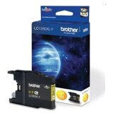 Original Ink Cartridge Brother LC-1280 XL Y (LC1280XLY) (Yellow)