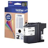 Original Ink Cartridge Brother LC-223 BK (LC223BK) (Black) for Brother MFC-J5625 DW