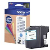 Original Ink Cartridge Brother LC-223 C (LC223C) (Cyan) for Brother MFC-J5625 DW