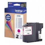Original Ink Cartridge Brother LC-223 M (LC223M) (Magenta) for Brother MFC-J5625 DW
