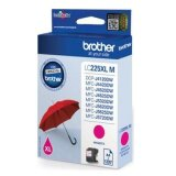 Original Ink Cartridge Brother LC-225 XL M (LC225XLM) (Magenta) for Brother MFC-J5625 DW