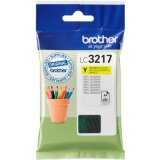Original Ink Cartridge Brother LC-3217Y (LC-3217Y) (Yellow)