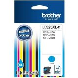Original Ink Cartridge Brother LC-525 XL C (LC525XLC) (Cyan)