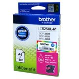 Original Ink Cartridge Brother LC-525 XL M (LC525XLM) (Magenta)