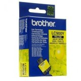 Original Ink Cartridge Brother LC-900 Y (LC900Y) (Yellow) for Brother MFC-410 CN