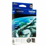 Original Ink Cartridge Brother LC-985 BK (LC985BK) (Black)