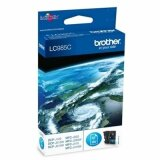 Original Ink Cartridge Brother LC-985 C (LC985C) (Cyan) for Brother DCP-J125