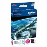 Original Ink Cartridge Brother LC-985 M (LC985M) (Magenta) for Brother DCP-J125