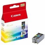 Original Ink Cartridge Canon CLI-36 (1511B001) (Color)