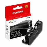 Original Ink Cartridge Canon CLI-526 BK (4540B001) (Black Photo)