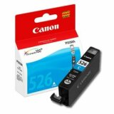 Original Ink Cartridge Canon CLI-526 C (4541B001) (Cyan)