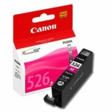 Original Ink Cartridge Canon CLI-526 M (4542B001) (Magenta) for Canon Pixma IP4950