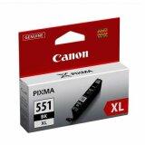 Original Ink Cartridge Canon CLI-551 BK XL (6443B001) (Black Photo) for Canon Pixma MG5440
