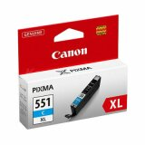 Original Ink Cartridge Canon CLI-551 C XL (6444B001) (Cyan)