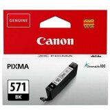 Original Ink Cartridge Canon CLI-571 BK (0385C001) (Black)