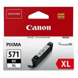 Original Ink Cartridge Canon CLI-571 XL BK (0331C001) (Black)