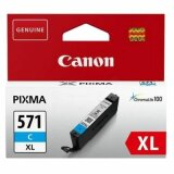 Original Ink Cartridge Canon CLI-571 XL C (0332C001) (Cyan)