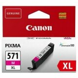 Original Ink Cartridge Canon CLI-571 XL M (0333C001) (Magenta)