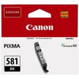 Original Ink Cartridge Canon CLI-581 BK (2106C001) (Black Photo)