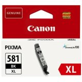 Original Ink Cartridge Canon CLI-581 XL BK (2052C001) (Black Photo)