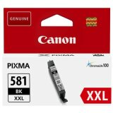 Original Ink Cartridge Canon CLI-581 XXL BK (1998C001) (Black Photo)
