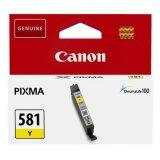 Original Ink Cartridge Canon CLI-581 Y (2105C001) (Yellow)